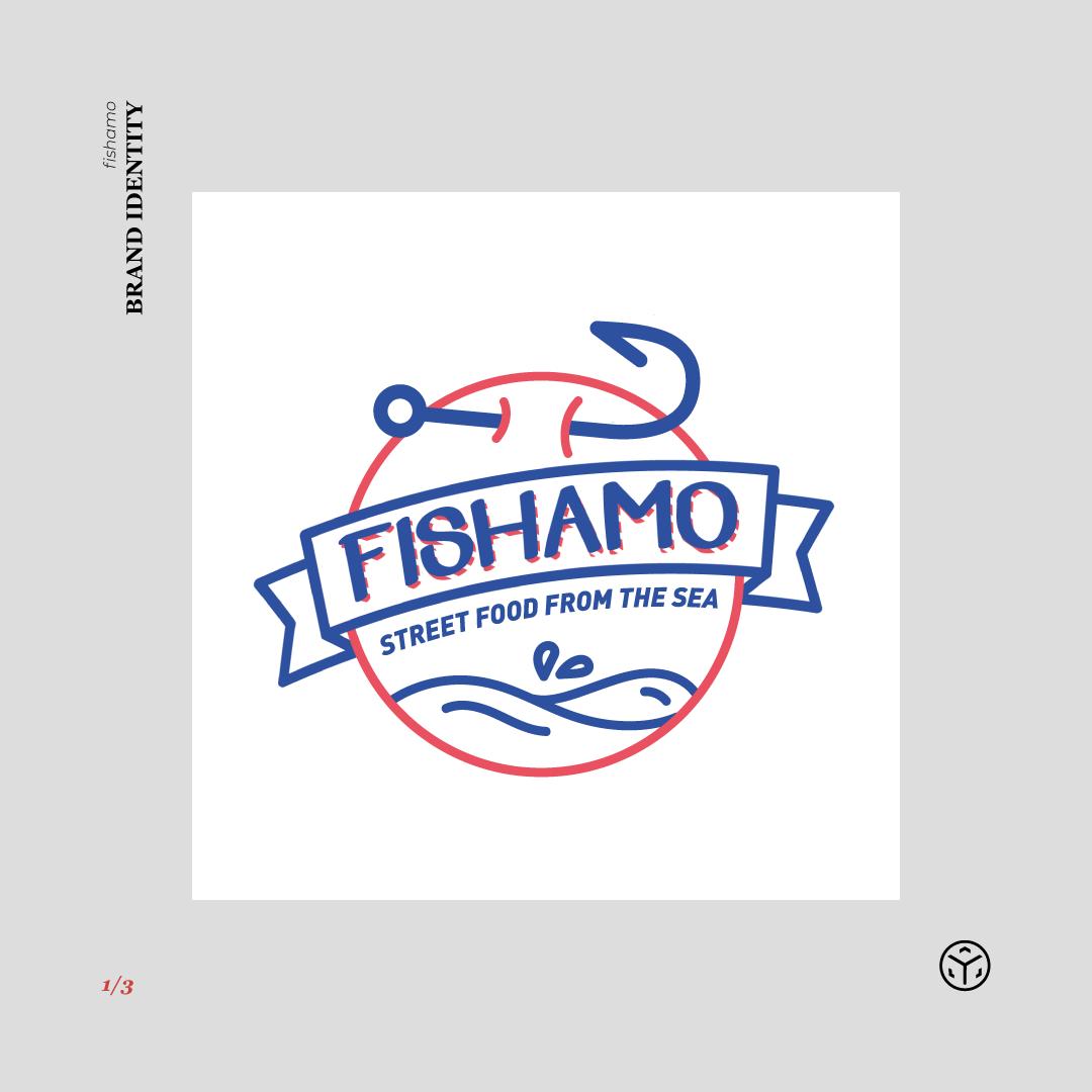 Yard Studio - Fishamo Logo - 1