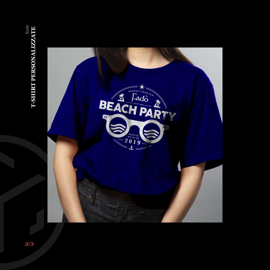 maglietta personalizzata