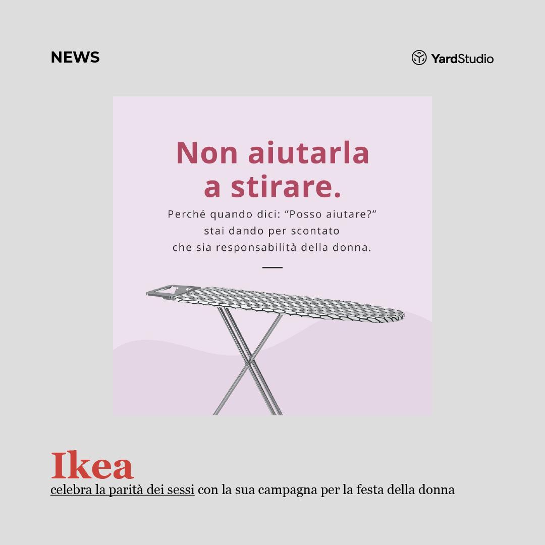 Ikea Italia celebra la festa della Donna